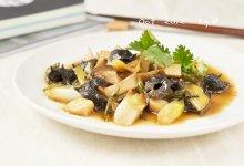 大葱杏鲍菇烧海参的做法