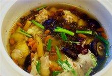 三分钟学做海参鸡汤的做法